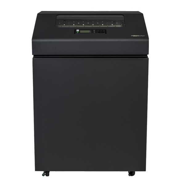 Imprimante P8000 fermée